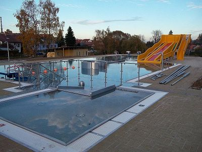 AQUAPARK ve Velešíně