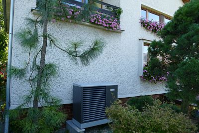 Reconstruction of a family house in the village of Trnov: using a DYNAMIC air-water heat pump