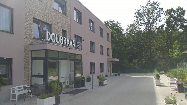 Care Center Doubrava: using SPLIT air-water heat pumps